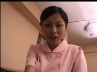 Patient talks young Asian nurse out of her panties