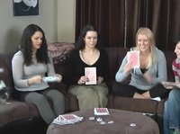 Lesbian poker party