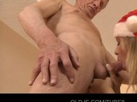 Christmas gift for a horny grandpa