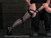 Naughty girls need to be spanked