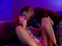 A redhead cutie finally gets drilled