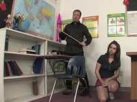 Young Student Fucked By The Teacher