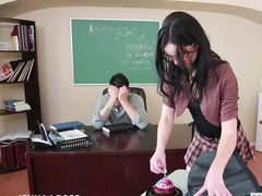 Student Fucking Her Teacher